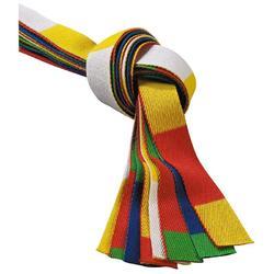 Cinturón correa bicolor