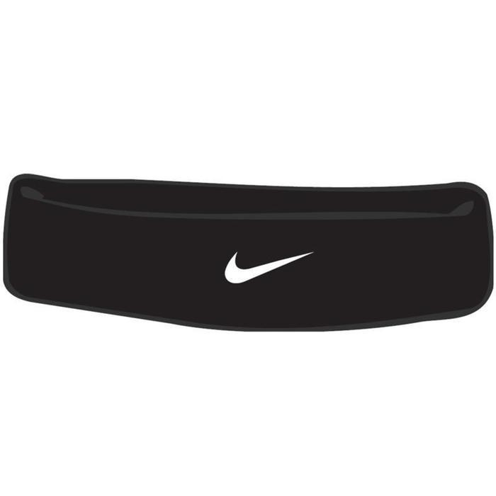Hoofdband Nike zwart