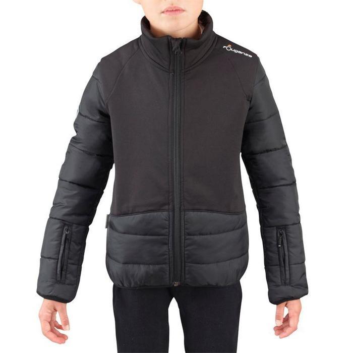 Veste équitation enfant SAFY noir - 851213