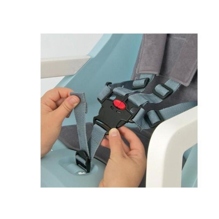 Fietsstoeltje vooraan Guppy Mini
