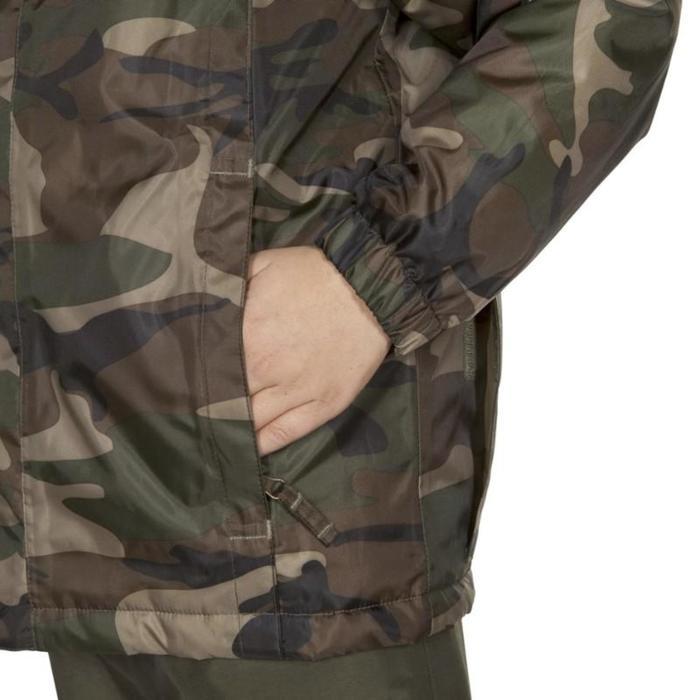 Veste chasse 100 junior camouflage vert - 852705