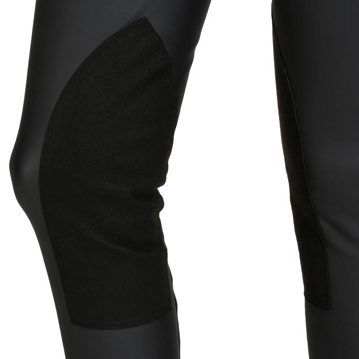 Pantalon imperméable chaud et respirant équitation femme KIPWARM - 853488