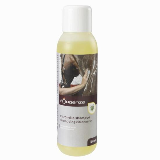 Ontwarrende shampoo Citronella ruitersport paarden en pony's - 500 ml - 853665