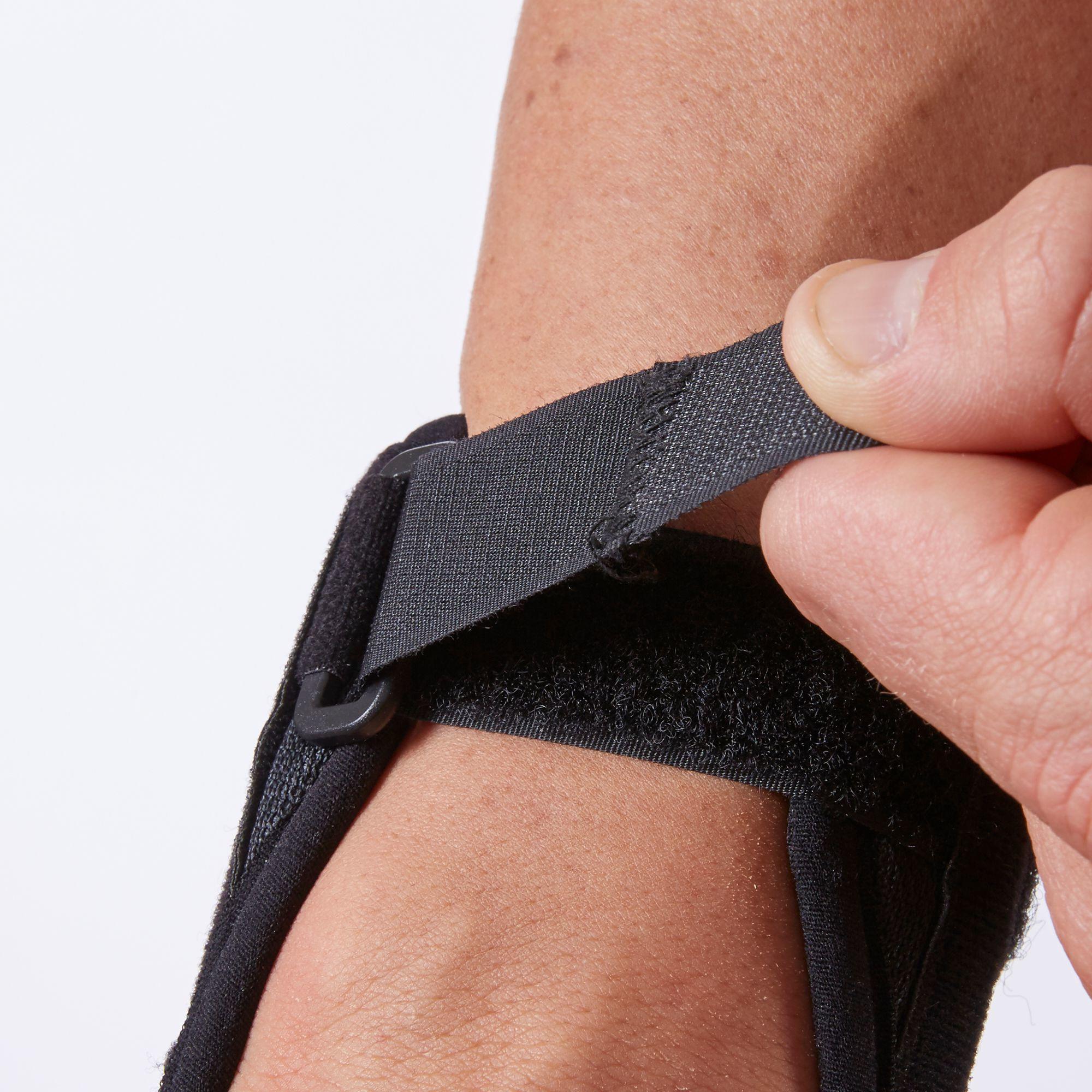 Strong 700 Men's/Women's Left/Right Wrist Support - Black