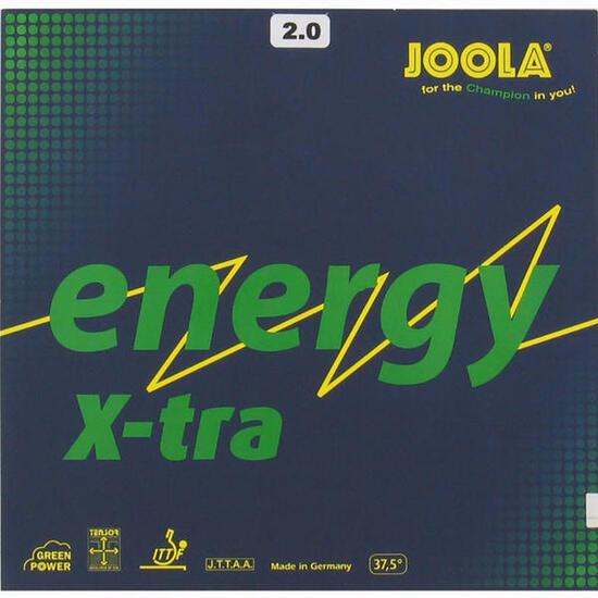 Rubber voor tafeltennis Joola Energy X-tra - 854531