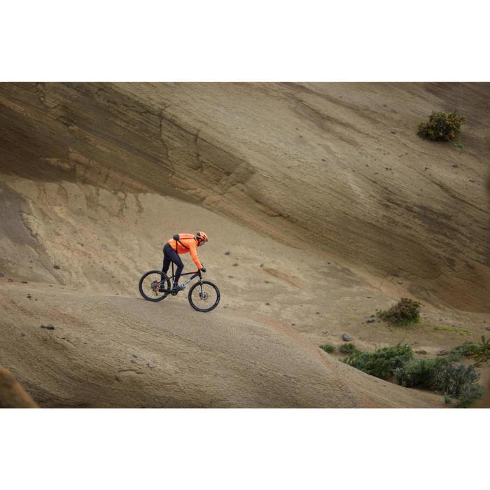 Fahrrad-Windjacke Rennrad 500 Ultralight Herren weiß