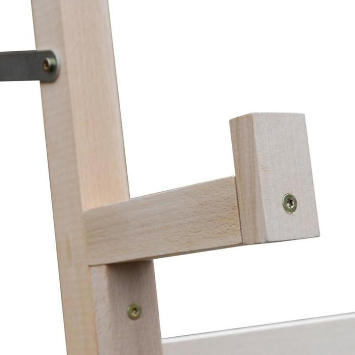 Scheibenständer Holz CL 200 für Zielscheiben Bogensport