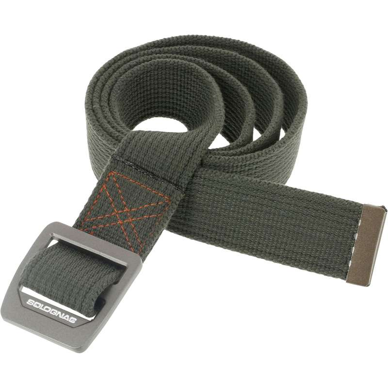 TROUSERS/SHIRTS Clothing  Accessories - X-ACCESS BELT GREEN SOLOGNAC - Clothing  Accessories