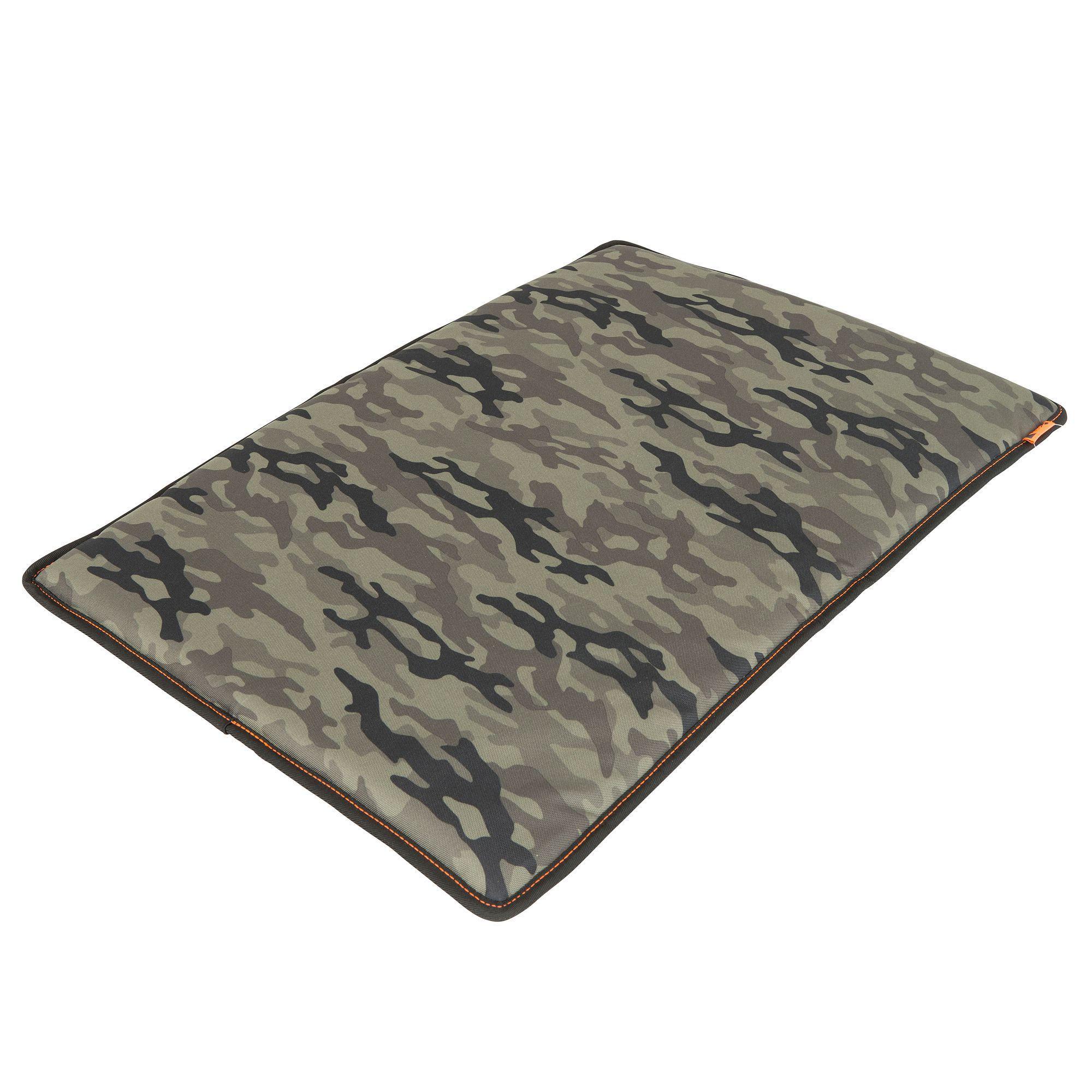 Tapis chien 100 camouflage vert solognac