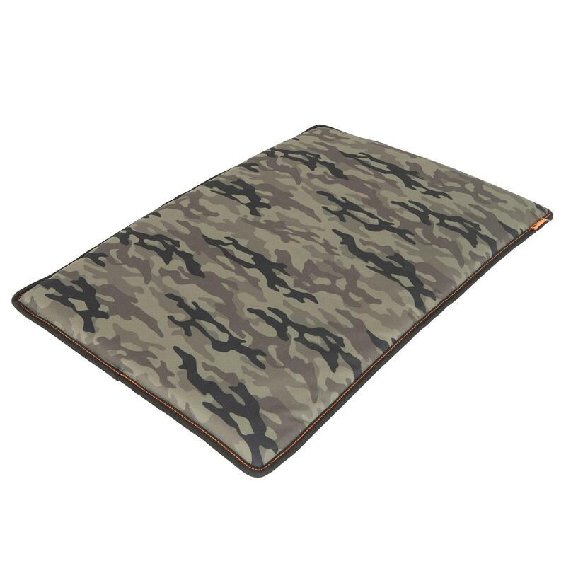 Tapis chien 100 camouflage vert