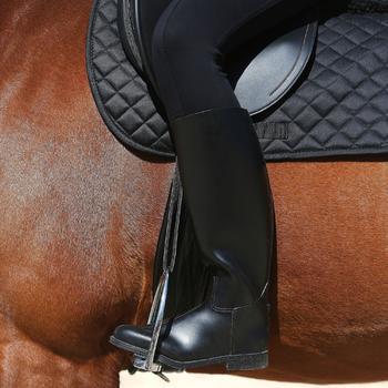 Bottes équitation enfant SCHOOLING BABY noir - 856628