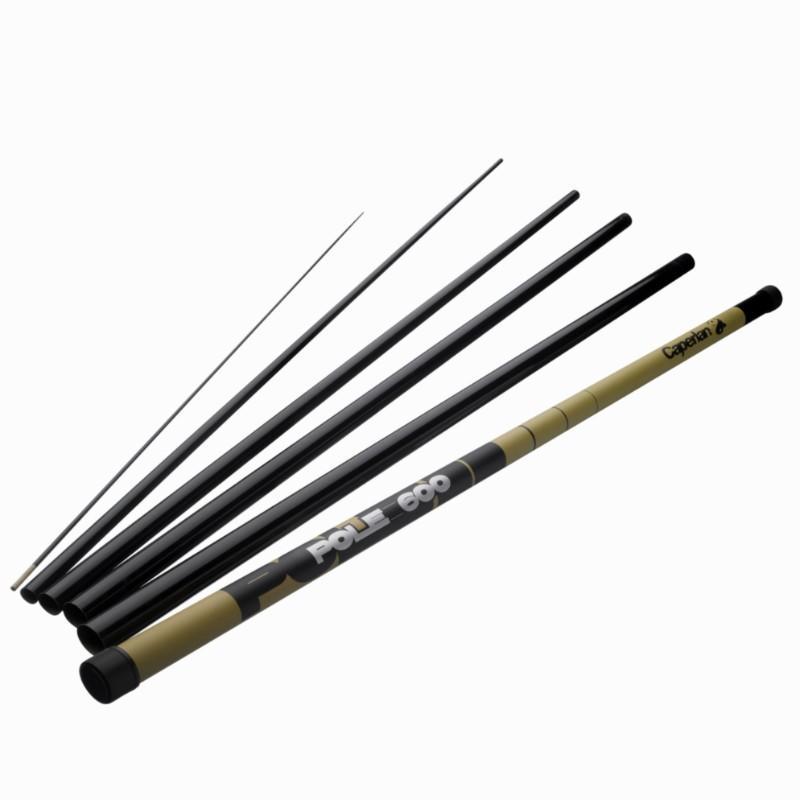 Pole 600 Still Fishing Press-fit Rod