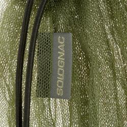 Muggennet voor het gezicht groen - 856770