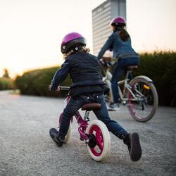 Loopfietsje 10 inch Run Ride Rose City - 857855