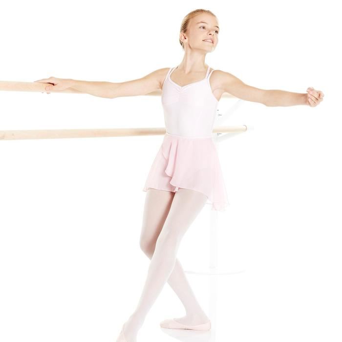 Jupette de Danse classique LUCIA fille blanche - 857878