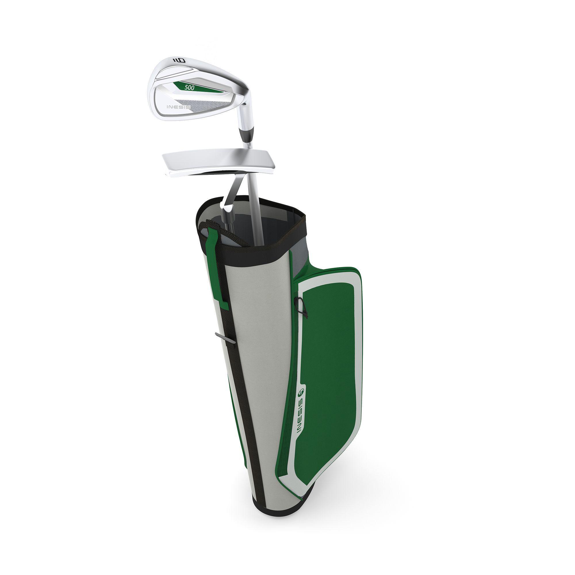 KIT de golf 500 niños 5-7 AÑOS diestro