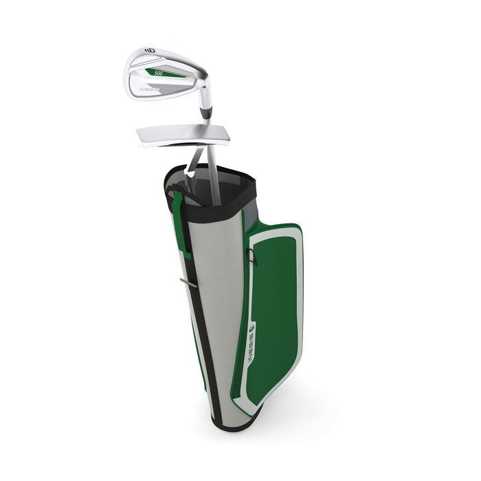 KIT de golf para niños 5-7 años diestro 500