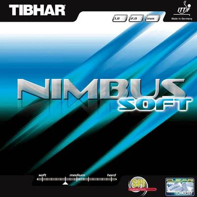 Revêtement de tennis de table Tibhar Nimbus soft.