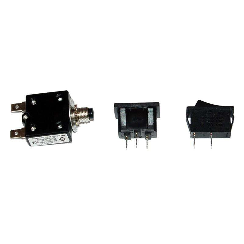 ELECTRONICS TREADMILL Fitness and Gym - On-Off switch/Circuit-breaker DOMYOS - Gym Equipment Repair