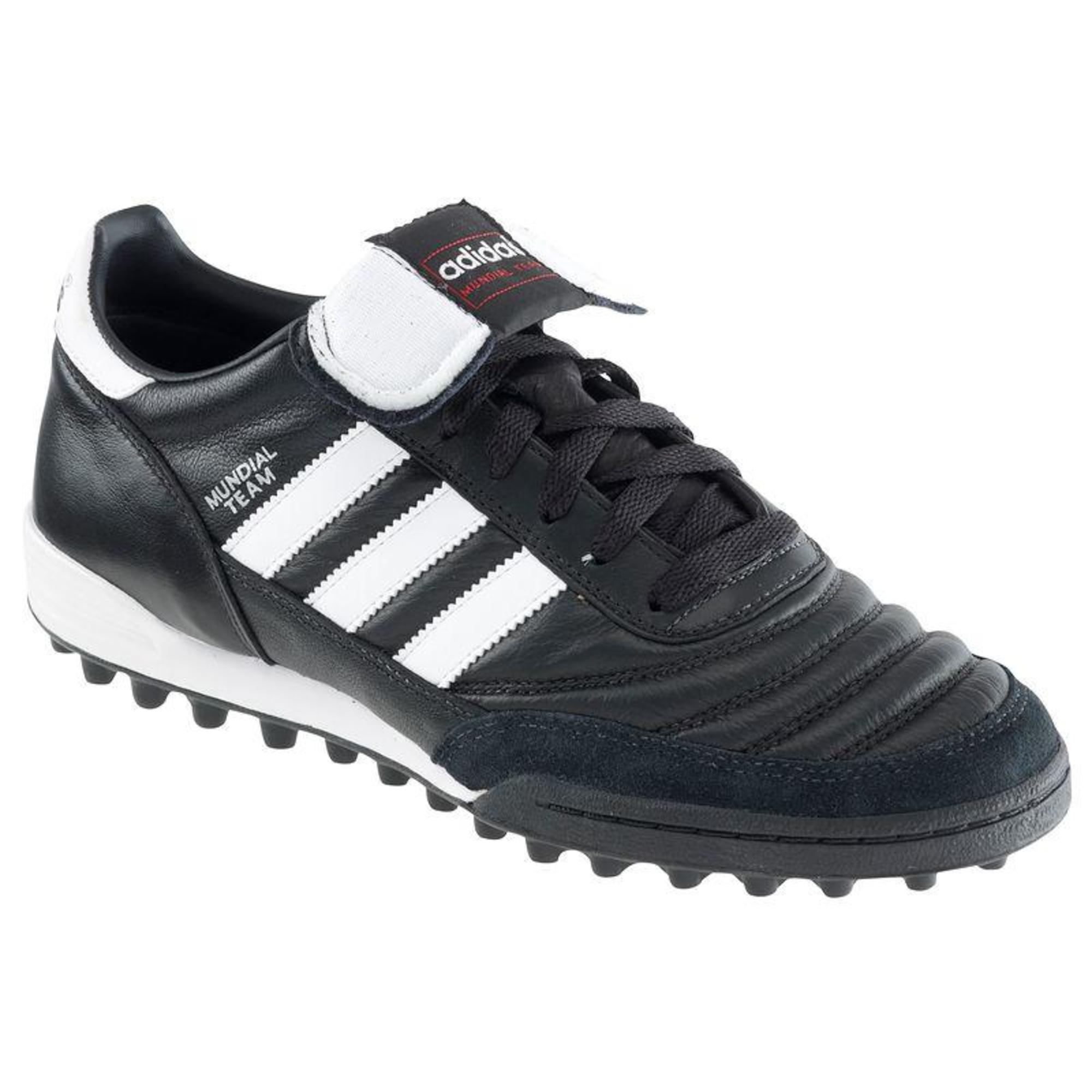 Adidas Voetbalschoenen Mundial Team TF zwart/wit