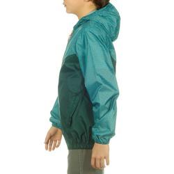 Jongens regenjack voor wandelen Hike 100 - 862410