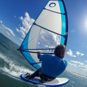 Voetbanden voor surfplank