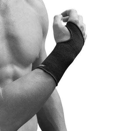Soft 100 Left/Right Compression Wrist Support Black