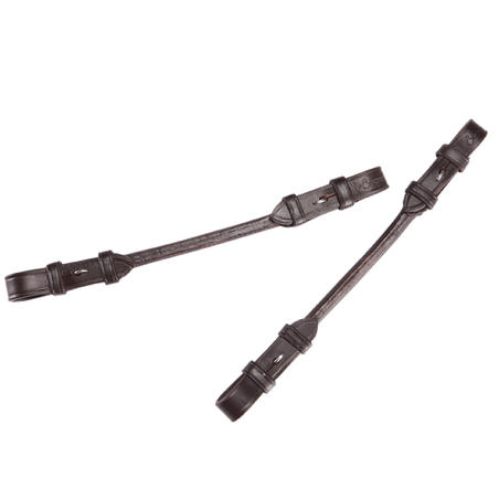 Horse Riding Pelham Attachments For Horse/Pony - Brown