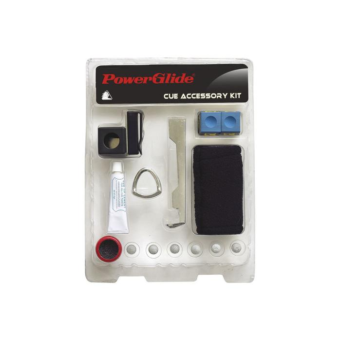 Set biljartaccessoires Powerglide