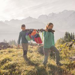 Jongensfleece voor trekking Hike 100 - 863801