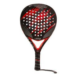 Padel racket PR890 rood/zwart