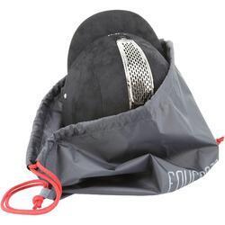 Zak voor helm ruitersport - 864336