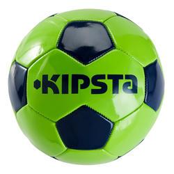 Voetbal First Kick maat 4 (kinderen van 8 tot 12 jaar)
