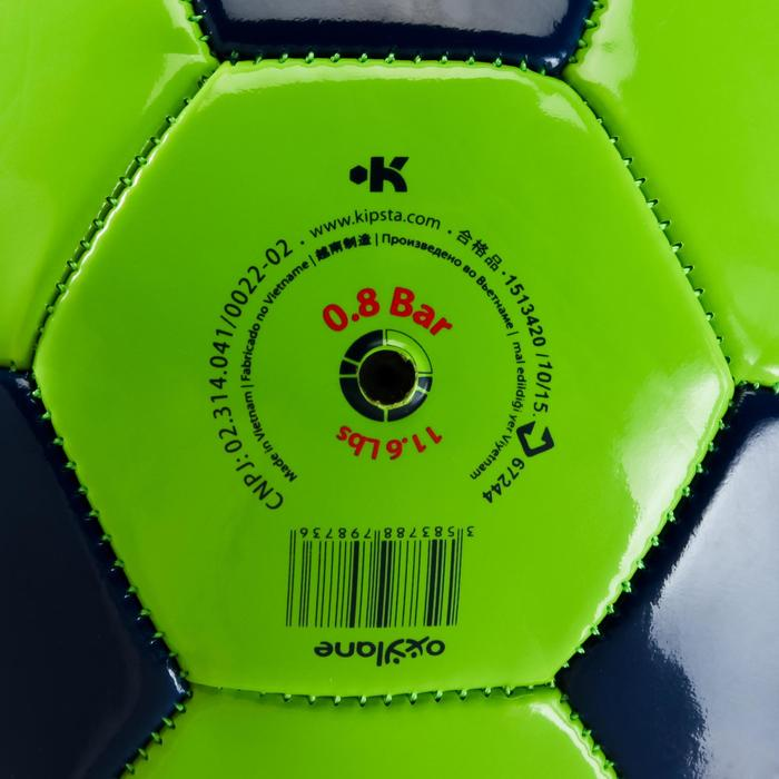 Ballon de football First Kick taille 4 (enfant de 8 à 12 ans) - 86493