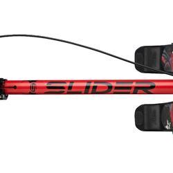 Step met 3 wielen Slider zwart/rood 2015 - 865128