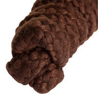 Tack Horse Riding Leadrope for Horse and Pony 2 m - Brown