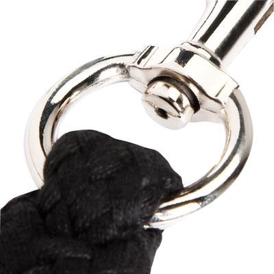 حبل بشلك ( سنصار) لحصان أو مهر 2 متر – لون أسود