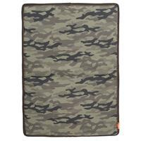 Dog Mat 100 - Camouflage Green