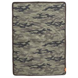 Hondenmat 100 camouflage groen