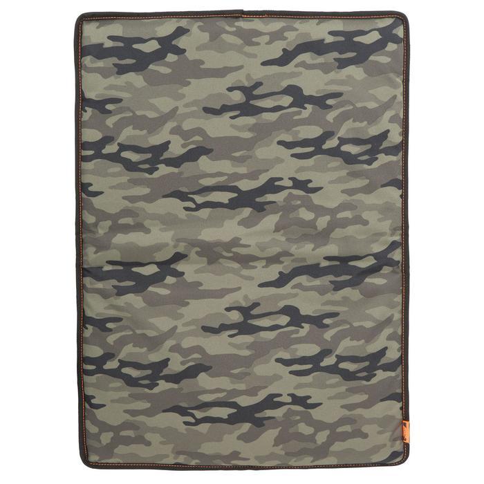 Hundematte 100 camouflage grün
