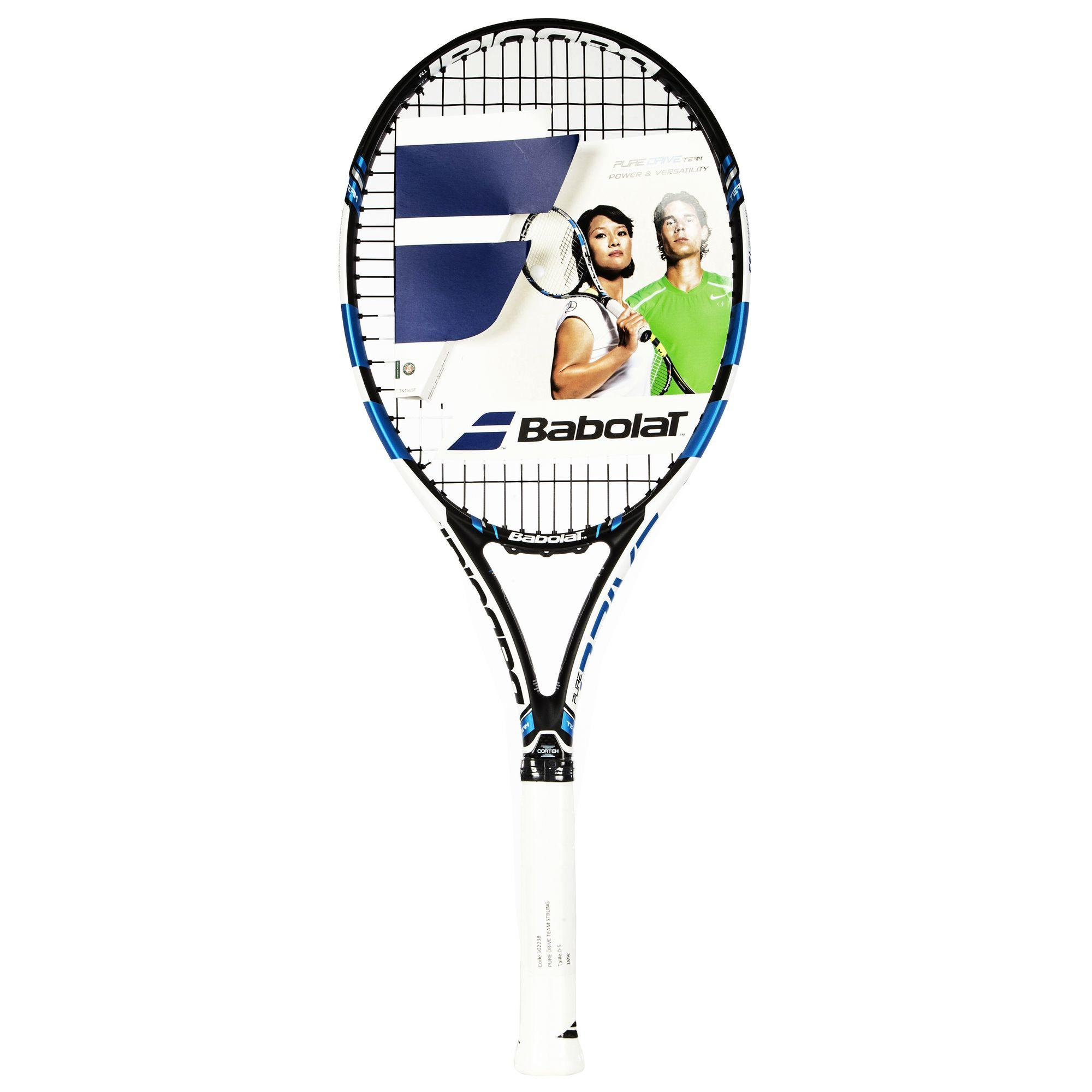 Babolat Tennisracket Pure Drive Team blauw