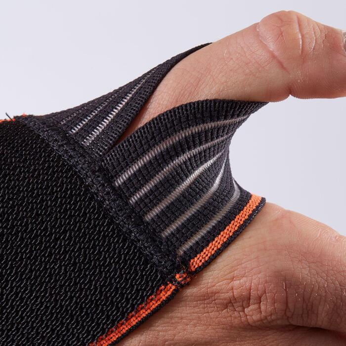 Handgelenkbandage Soft 300 links/rechts Erwachsene schwarz