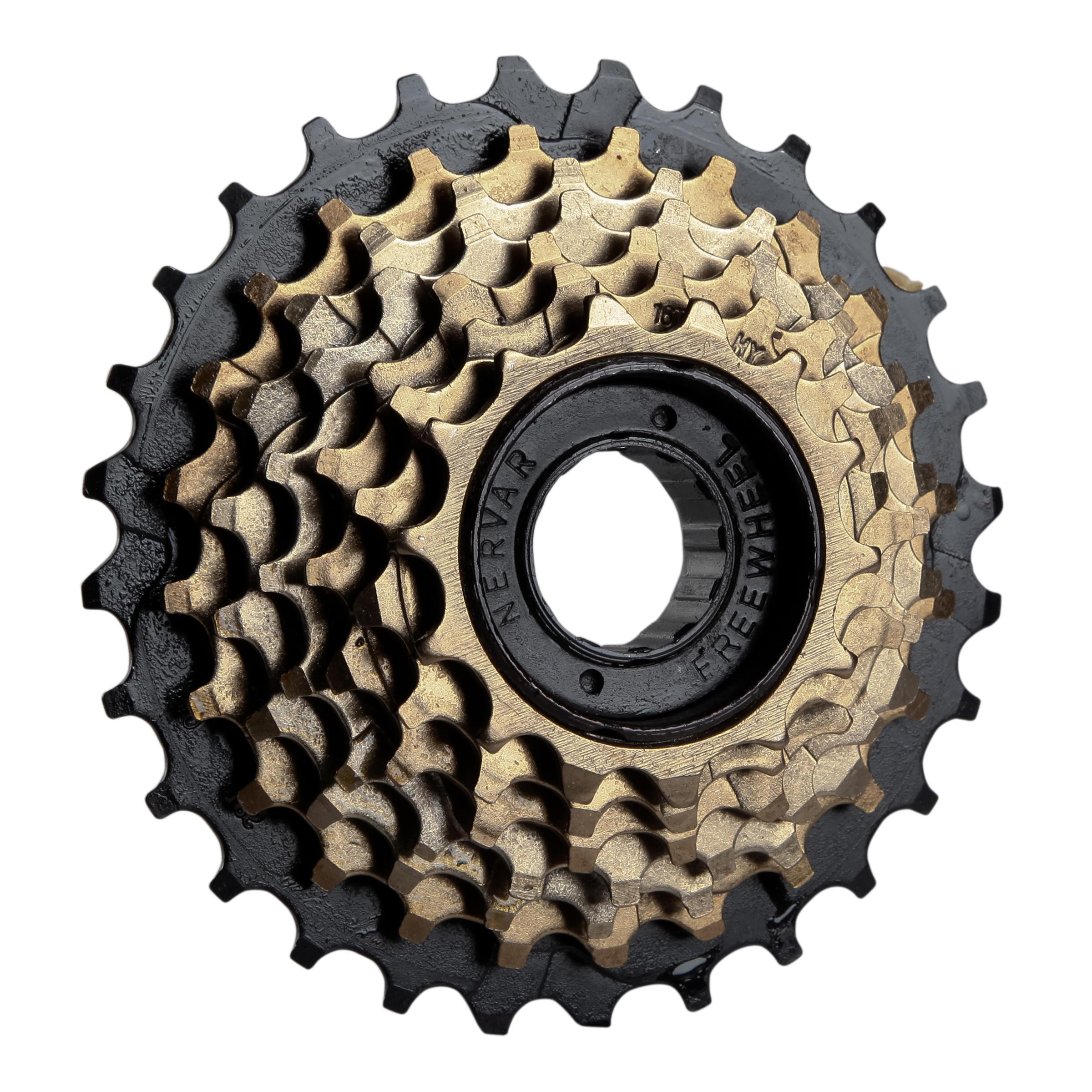 B'twin Schroef-freewheel 7 versnellingen 14 x 28 kopen met voordeel