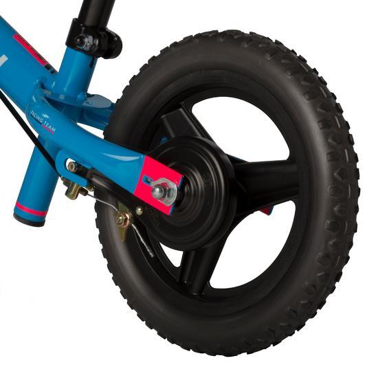 Draisienne enfant 10 pouces Run Ride Bleu VTT