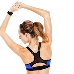 Fitnessbeha Shape+ voor dames gemêleerd - 867747