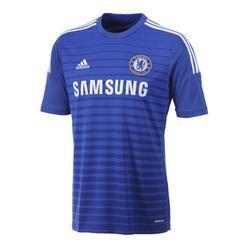 Camiseta de fútbol réplica Chelsea local 2014-2015 adulto