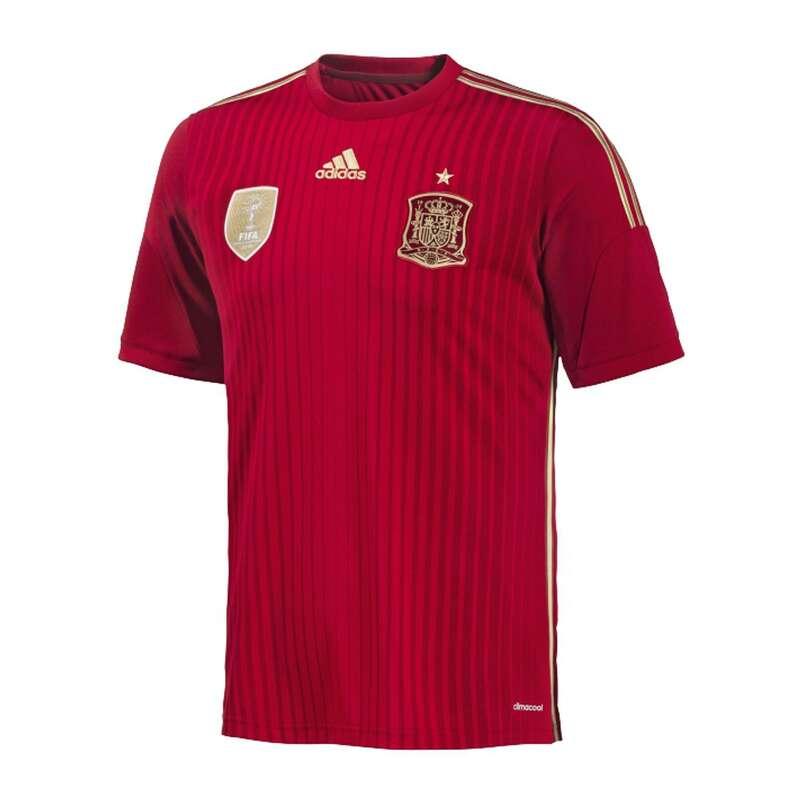 ŠPANĚLSKO Fotbal - FOTBALOVÝ DRES ŠPANĚLSKO ADIDAS - Fotbalové oblečení