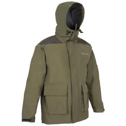 CN WARM-1 JACKET ASPHALT GREY