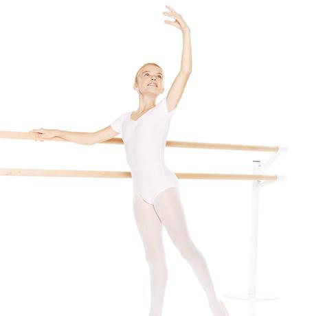 justaucorps de danse classique fines bretelles fille. Black Bedroom Furniture Sets. Home Design Ideas