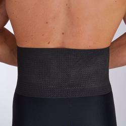 Rugbandage Soft 100 (zwart)